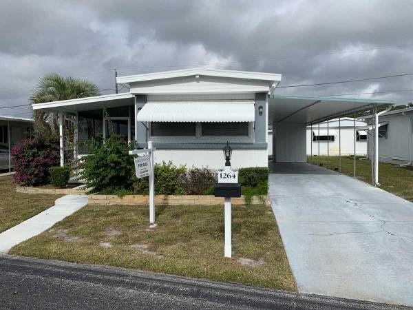Mobile Home at 1264 Jamestown Drive, Daytona Beach, FL