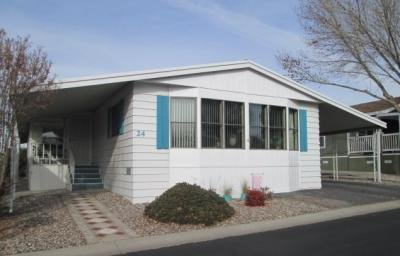 Mobile Home at 7112 pan american fwy Albuquerque, NM