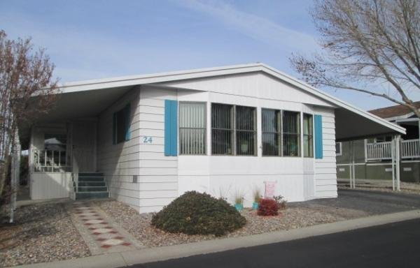 Mobile Home at 7112 pan american fwy, Albuquerque, NM