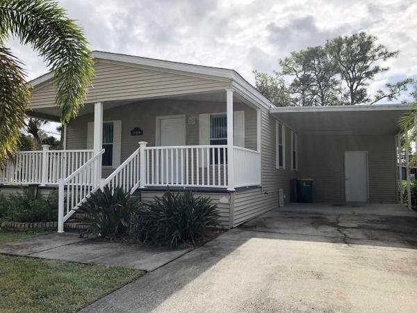 Mobile Home at 335 Lamplighter Drive, Melbourne, FL