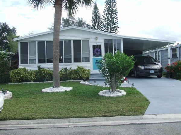 Mobile Home at 335 Bimini Cay Circle, Vero Beach, FL