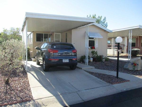Mobile Home at 2233 E. BEHREND DR., #99, Phoenix, AZ