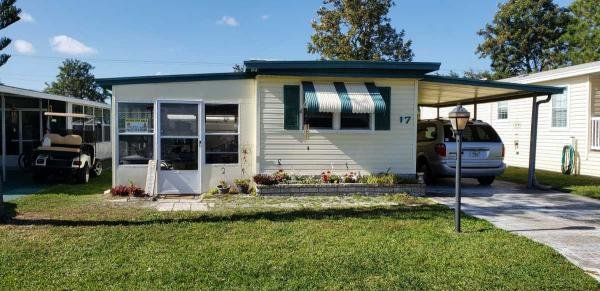 Mobile Home at 2525 Gulf City Rd. # 17, Ruskin, FL