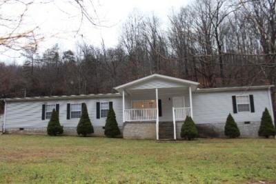 Mobile Home at 544 SCARY CREEK Hamlin, WV 25523