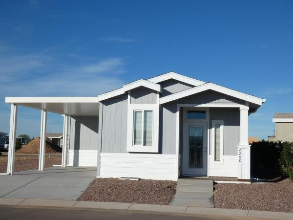 Mobile Home at 1110 North Henness Rd. #2208, Casa Grande, AZ