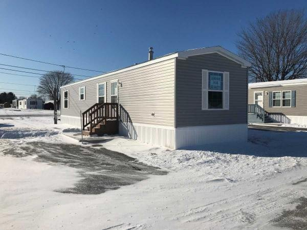 Mobile Home at 58 Linnell Circle, Brunswick, ME
