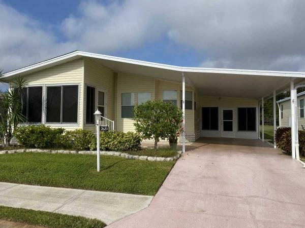 Mobile Home at 2620 88th Street East, Palmetto, FL