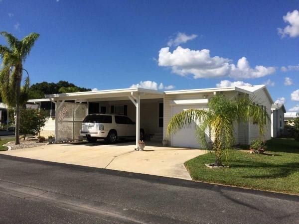 Mobile Home at 24300 Airport Road, Site #117, Punta Gorda, FL