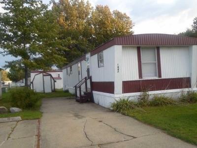 Mobile Home at 1800 Willoarms Dr Ashtabula, OH 44004
