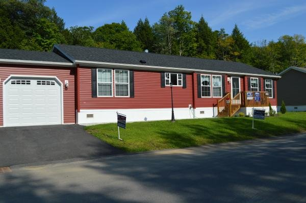 Photo 1 of 2 of home located at 2025 Route 9N Lot 147 Greenfield Center, NY 12833