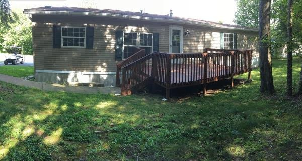 Mobile Home at 9 Plum, Lot 128, Monticello, NY
