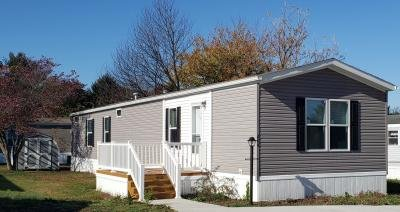 Mobile Home at 4400 Melrose Drive, Lot 204 Wooster, OH 44691