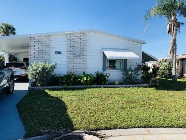 Mobile Home at 8775 20th STREET #287, Vero Beach, FL
