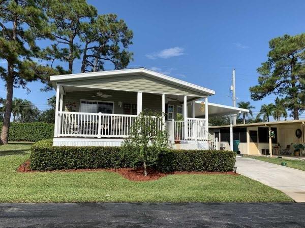 Mobile Home at 4209 Royal Manor Blvd., Lot #136, Boynton Beach, FL