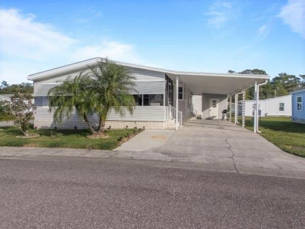 Mobile Home at 6130 Jessup Drive, Zephyrhills, FL