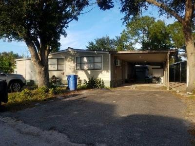 Mobile Home at 217 Eric Dr. Tampa, FL 33615