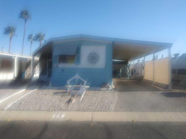 Mobile Home at 2305 W Ruthrauff Rd # C-4, Tucson, AZ