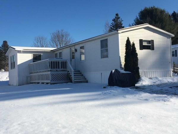 Mobile Home at 226 Whitehall Way, Westbrook, ME