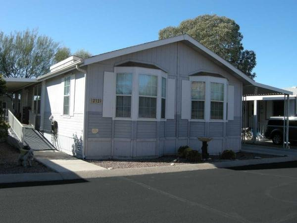 Mobile Home at 8401 S. Kolb #212, Tucson, AZ