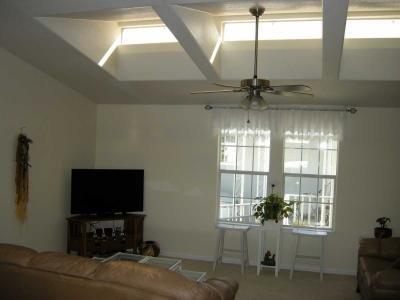 clerestory windows in ceiling
