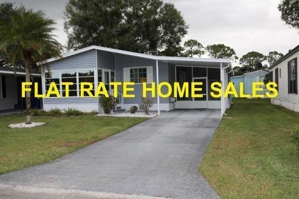 Mobile Home at 409 morristown cay, Vero Beach, FL