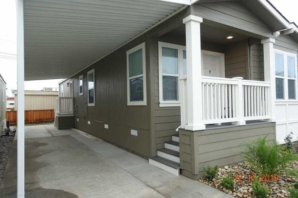 Mobile Home at 27 Otsego St., Oakley, CA