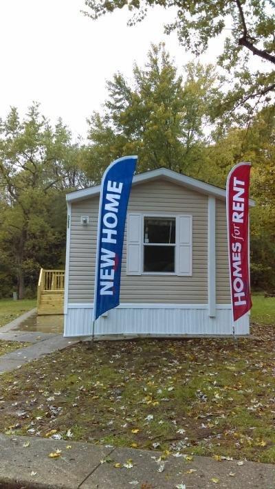 Mobile Home at 3255 Butternut Kalamazoo, MI