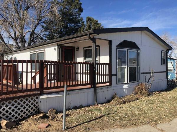 Mobile Home at 65 Zeta St, Golden, CO
