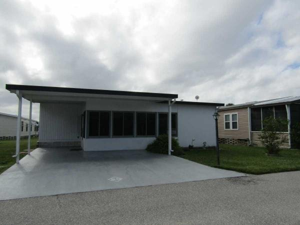Mobile Home at 1701 W. Commerce Ave. Lot 50, Haines City, FL