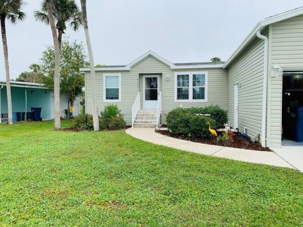 Mobile Home at 313 Den Helder, Ellenton, FL