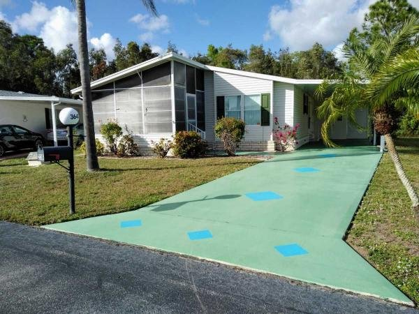 Mobile Home at 3647 Golf Cart Drive , North Fort Myers, FL