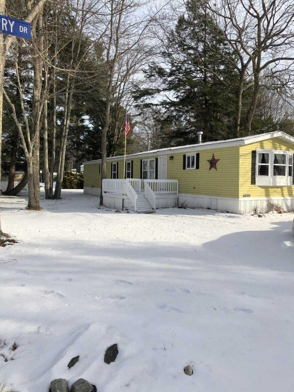 Mobile Home at 1 Bayberry Drive, Old Orchard Beach, ME