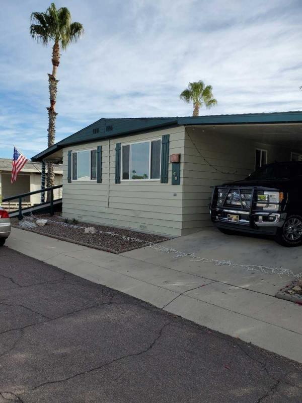 Mobile Home at 2501 W Wickenburg  50, Wickenburg, AZ