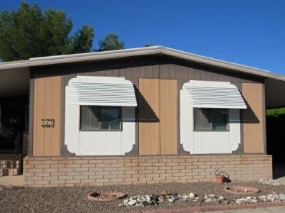 Mobile Home at 3411 S. Camino Seco # 312 Tucson, AZ