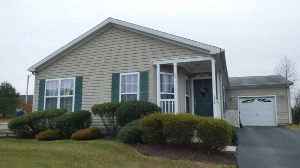 Mobile Home at 21 Fort Lee Drive, Manahawkin, NJ