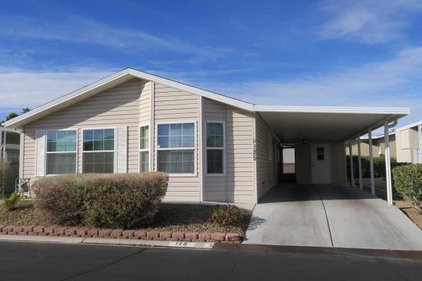 Mobile Home at 2900 S. Valley View Blvd, Las Vegas, NV