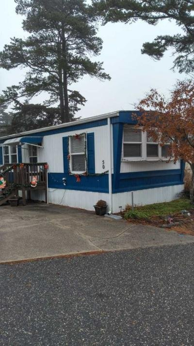 Mobile Home at 1621 S. Shore Rd. #50 Ocean View, NJ