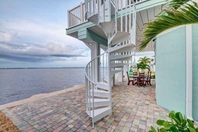Mobile Home at 420 NE Intercoastal Drive Jensen Beach, FL 34957