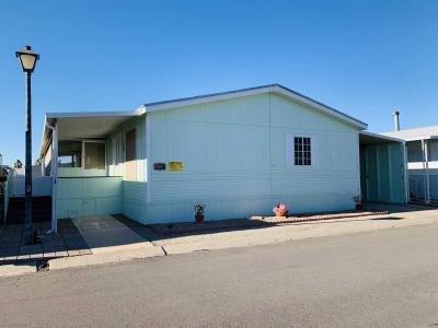Mobile Home at 8401 S. Kolb #438 Tucson, AZ
