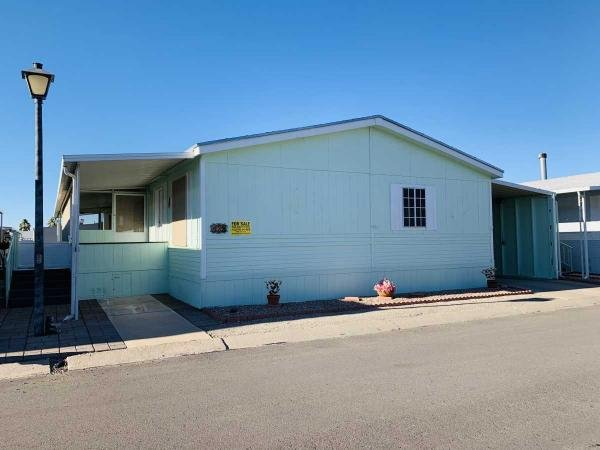 Mobile Home at 8401 S. Kolb #438, Tucson, AZ