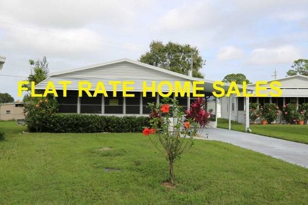 Mobile Home at 27 CALYPSO CAY, Vero Beach, FL