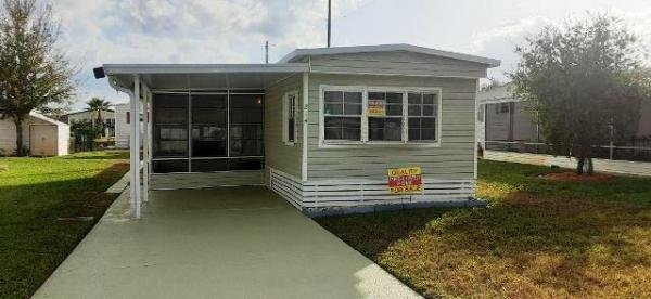 Mobile Home at 214 Leisure Drive, Frostproof, FL