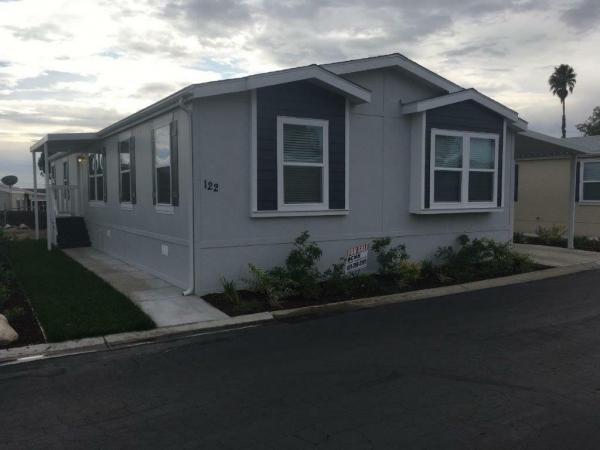 Mobile Home at 1350 San Bernardino Rd., Sp#122, Upland, CA