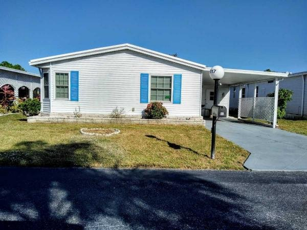 Mobile Home at 3317 Nine Iron Court , North Fort Myers, FL