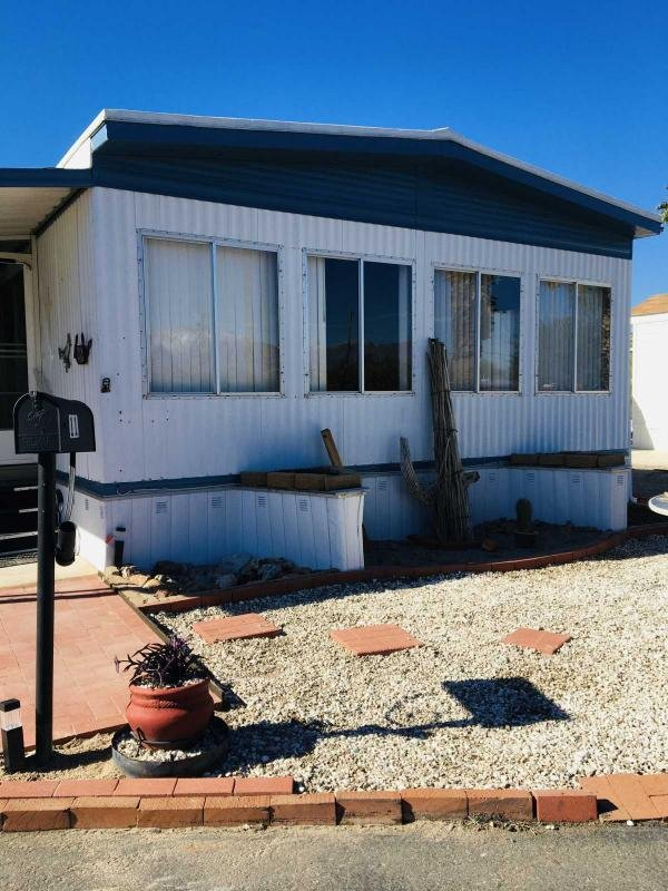 1968 Skyline  Mobile Home For Sale