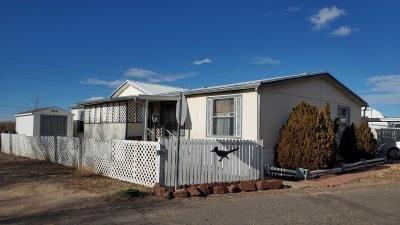 Mobile Home at Vista Del Rio  Belen, NM