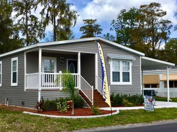 Mobile Home at 502 Old Colony Rd., Leesburg, FL