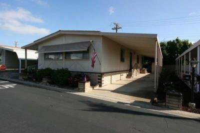 Mobile Home at 24701 Raymond #55 Lake Forest, CA 92630
