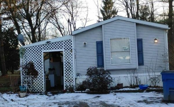Mobile Home at 7292 Trenton Place, Ravenna, OH