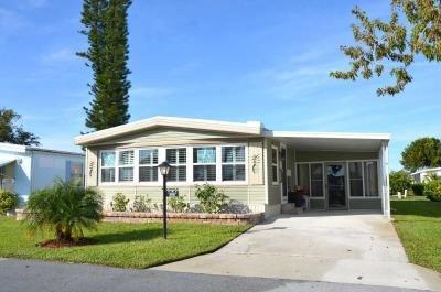 Mobile Home at 49 NE Village Lane Jensen Beach, FL 34957